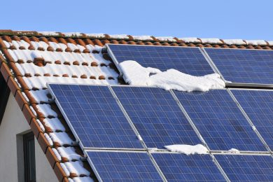 How effective is Solar in Winter